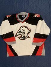 Vintage Starter Buffalo Sabres NHL Hockey Jersey Mens XXL