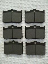 BRAKE PADS FOR BIG DOG MOTORCYCLES  FRONT OR REAR WITH  4 PISTON CALIPERS ...