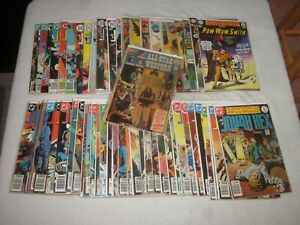 ALL-STAR WESTERN 1-11 WEIRD WESTERN TALES 12 JONAH HEX 1-92 LOT!!!