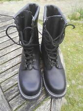 BW Kampfstiefel,Schuhe,Boots,Größe 48,Soldat,Militär,wie neu,Nachlass,Fund,,