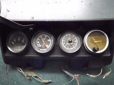 HONDA GOLDWING GL1100 ALTITUDE TEMP CLOCK VOLT METER INSTRUMENT PANEL