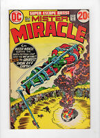Mister Miracle #11 (Dec 1972, DC) - Very Fine