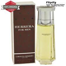 CAROLINA HERRERA Cologne 6.7 oz / 3.4 oz / 1.7 oz EDT Spray for MEN
