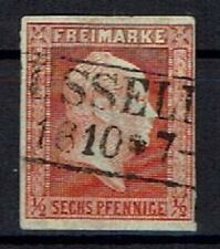 Old Germany Preußen Minr 13 Clean Stamped