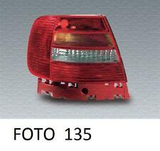 18556 FANALE POSTERIORE (REAR LAMP) DX AUDI A4 BERLINA 02/99->11/2000 MARELLI