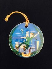 Disney DLR Disneyland Resort Peter Pan 1996 Limited Edition Christmas Ornament