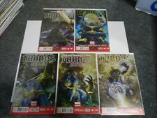 Thanos Rising #1-5 with Variant Simone Bianchi Complete Series Skottie Young