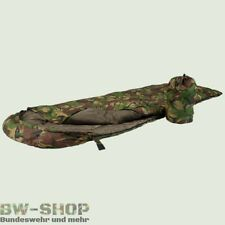 BW SCHLAFSACK 200GR DPM-Tarn NEU ARMEE STEPPDECKENSCHLAFSACK CAMPING ARMY MUMIE