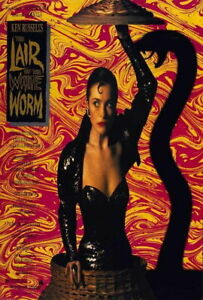 71848 The Lair of the White Worm Amanda Donohoe Hugh Wall Print POSTER Plakat