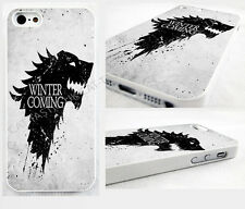 head case,cover for iPhone,iPod>game of thrones,winter is coming,stark,snow