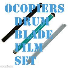 Drum & Drum Cleaning Blade & Fuser Film Sleeve for Canon iR3025 iR3025N iR3030