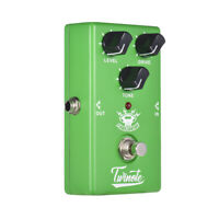 Twinote TUBE DRIVE Analog Overdrive Guitar Effect Pedal Processor True Bypass