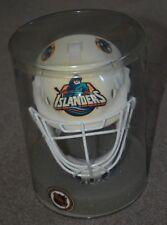 Vtg New York Islanders Fisherman Mini Goalie Mask