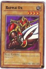 Yu-Gi-Oh     Battle Ox   SDK-005