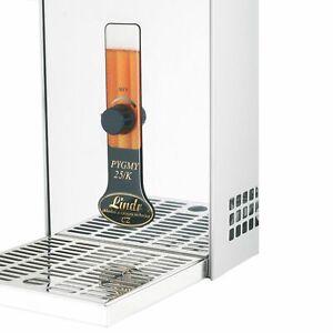 Zapfanlage, PYGMY  20/K, mit Membranpumpe, 1-leitig Trockenkühlgerät, aus Edelst