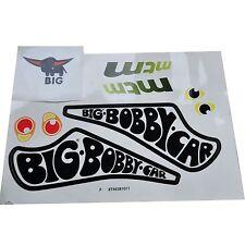 Big Bobby Car Classic Racing MTM Aufkleber Racer Sticker Aufklebersatz Bobbycar