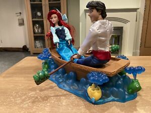 Disney Ariel Kiss The Girl Boat