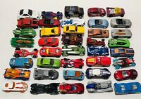 HOT WHEELS/MATCHBOX/MISC BRANDS LOT OF 40 LOOSE CARS AND TRUCKS