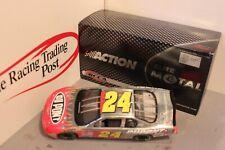 2001 Jeff Gordon Dupont 1/24 Action RCCA Elite Metal NASCAR Diecast