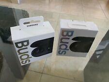 Samsung Galaxy Buds Color Negro NUEVOS, SELLADOS Y ORIGINALES (SM-R170NZKAXAR)