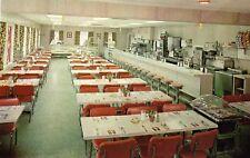 Interior of Glenn's Diner in Gettysburg PA 1970