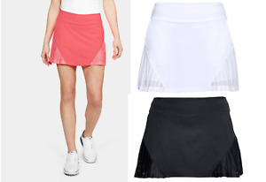 Under Armour UA Women's Links Mesh Tennis Golf Sports Skort - New