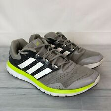 ADIDAS Duramo 7 Mens Grey Running Gym Trainers Shoes Sneakers Size UK 9