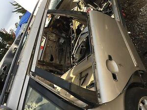 1998-2002 Mercedes-Benz W210 OEM rear door shell E320 wagon touring RIGHT