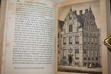 VIAGGI PAESI BASSI Havard: La Hollandes Pittoresque les FRONTIÈRES MENACÉES 1877