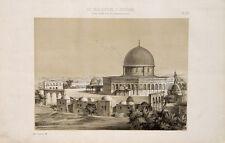 Jerusalem Omar Moschee Felsendom Tempelberg Israel Araber Islam Mohammed