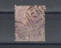 GB QV 1855 6d Lilac SG70 VFU J2201