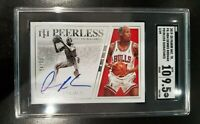 2019 Panini National Treasures Dennis Rodman Peerless Signatures /49 SGC 9.5 BGS
