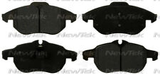 Disc Brake Pad Set fits 2010 Saab 9-3  NEWTEK AUTOMOTIVE