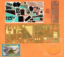 """1/48. MiL Mi-24V/VP interior P.E. set, by """"Microdesign"""" 048241"""