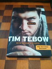 Through My Eyes : A Quarterback's Journey-Tebow-Football-Sports-Broncos-HC-First