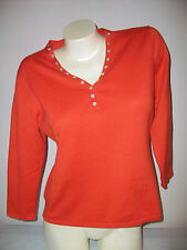 Women's WHITE STAG 3/4 Sleeves Top
