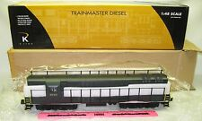 K-Line K2480-8707HS Pennsylvania Trainmaster #8707