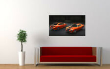 """2016 DODGE SRT CHARGER CHALLENGER PRINT WALL POSTER PICTURE 33.1""""x20.7"""""""