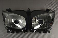 Frontscheinwerfer Scheinwerfer für Motorrad Yamaha Fazer 1000 FZ1 S 2006-2015