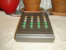 Tascam Pe-20, 4 Channel, 3 Band Parametric Equalizer, Eq, Vintage Unit