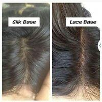 Virgin Lace/Silk Closure | Premiere Luxurious Hair