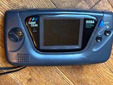 Sega Game Gear Handheld Console - Black