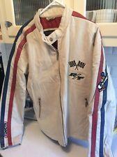 Dakota Mopar Canvas Racing Jacket Xl Mens