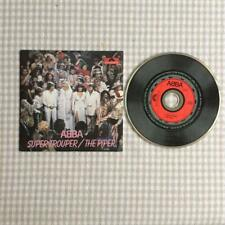 Abba CD Single Card Sleeve Super Trouper / The Piper