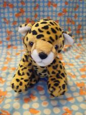 """Chester Zoo Leopardo Carino Giocattolo Morbido 5"""" circa"""