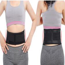 Magnetic Lower Back Support Self-Heating Belt Brace Pain Relief Posture Belt Us