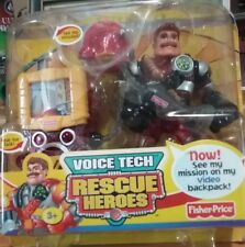 Voice Tech Billy Blazes Rescue Heroes Fisher-Price