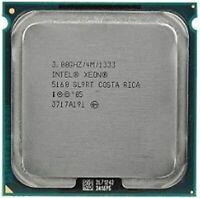 Intel Xeon 5160 Dual-Core CPU 3.0GHz 1333MHz 2x2MB Presa 771