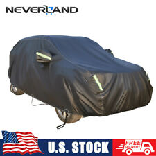 Suv Cover Car Waterproof Rain All Weather Protection For Jeep Wrangler 2 Door Fits Jeep