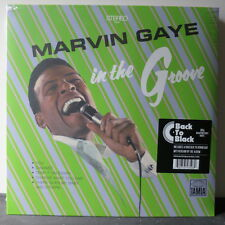 MARVIN GAYE 'In The Groove' 180g Vinyl LP + Download NEW/SEALED